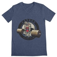 Trapzilla Savage Lifting Club T-Shirt