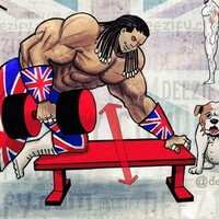 back day workout british bulldog