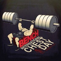 Bench Press, International chest day