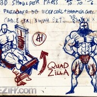 Leg extensions, quadzilla, leg workout