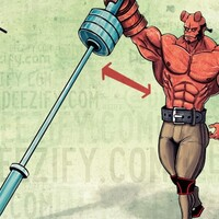 Shoulder Day Shoulder Workout with HellBoy