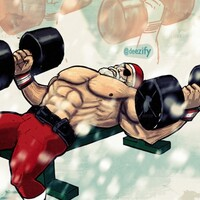 Dumbbell chest flyes for adding chest thickness