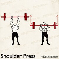 Exercise: Shoulder Press