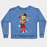 bronocchio workout crewneck
