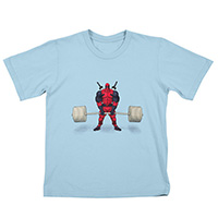 deadbro deadlift baby shirt