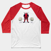 deadbro deadlift baseball tee