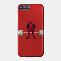 deadbro deadlift phone case