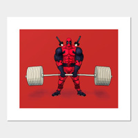 deadbro deadlift print