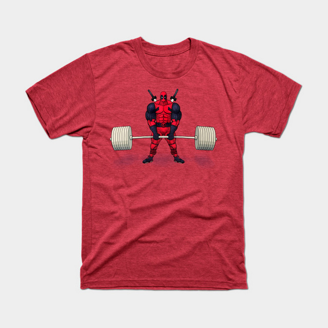 DeadBro Deadlift t-shirt